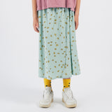 Daisy Wrap Midi Skirt by Bobo Choses