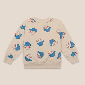 Boy All Over Sweatshirt by Bobo Choses