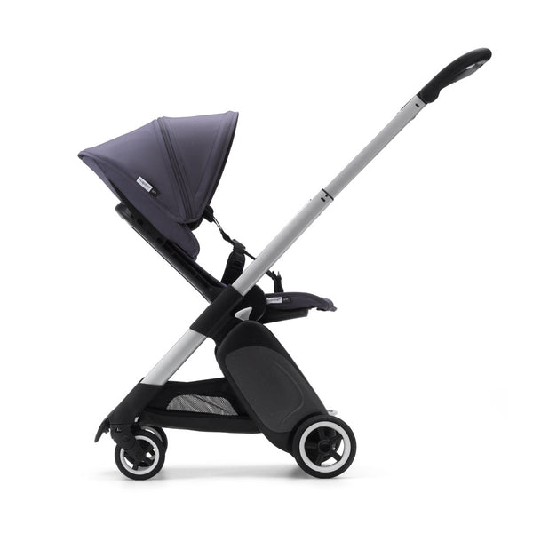 Bugaboo Ant Complete Set- Aluminum/ Steel Blue