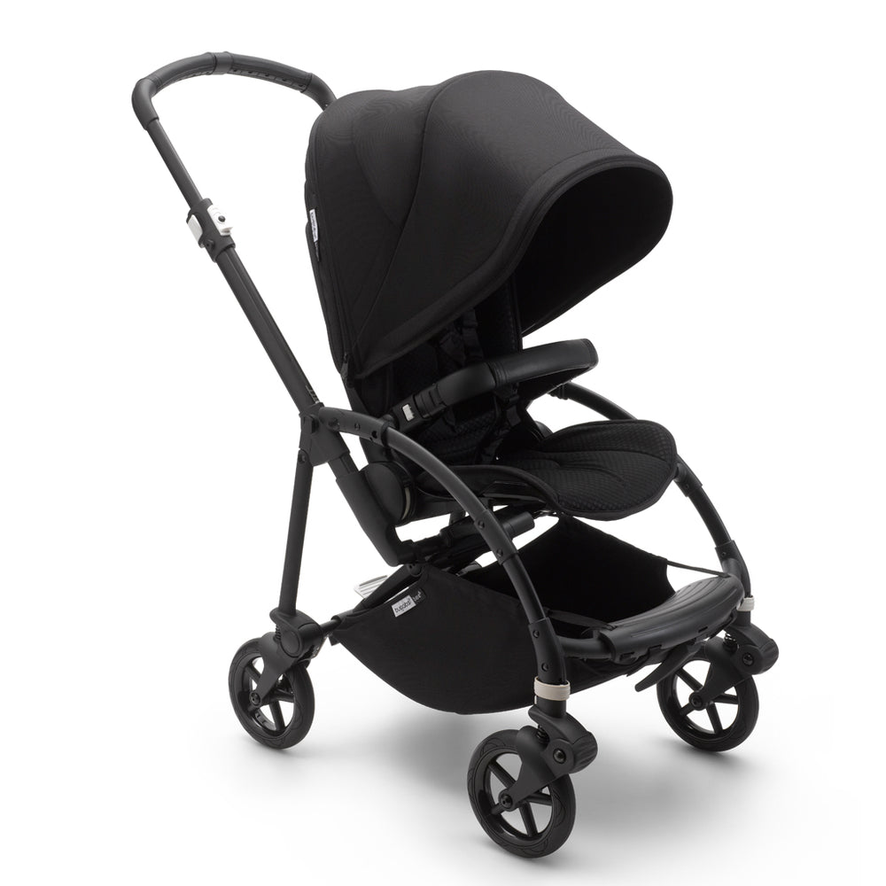 Bugaboo Bee6 Complete Set- All Black