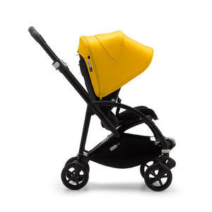 Load image into Gallery viewer, Bugaboo Bee6 Complete Set- Black / Lemon Yellow