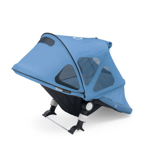 Bugaboo Buffalo/ Runner Breezy Seat Canopy ice blue