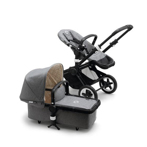 Bugaboo Buffalo Complete Set- Classic Collection Grey