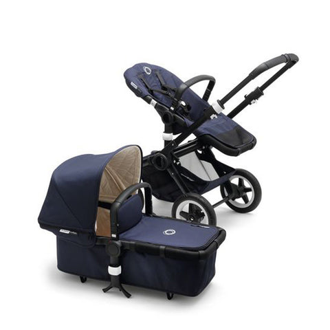 Bugaboo Buffalo Complete Set- Classic Collection Navy