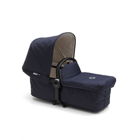 Bugaboo Donkey Classic+ Navy Blue Limited Edition - Twin Extension Set