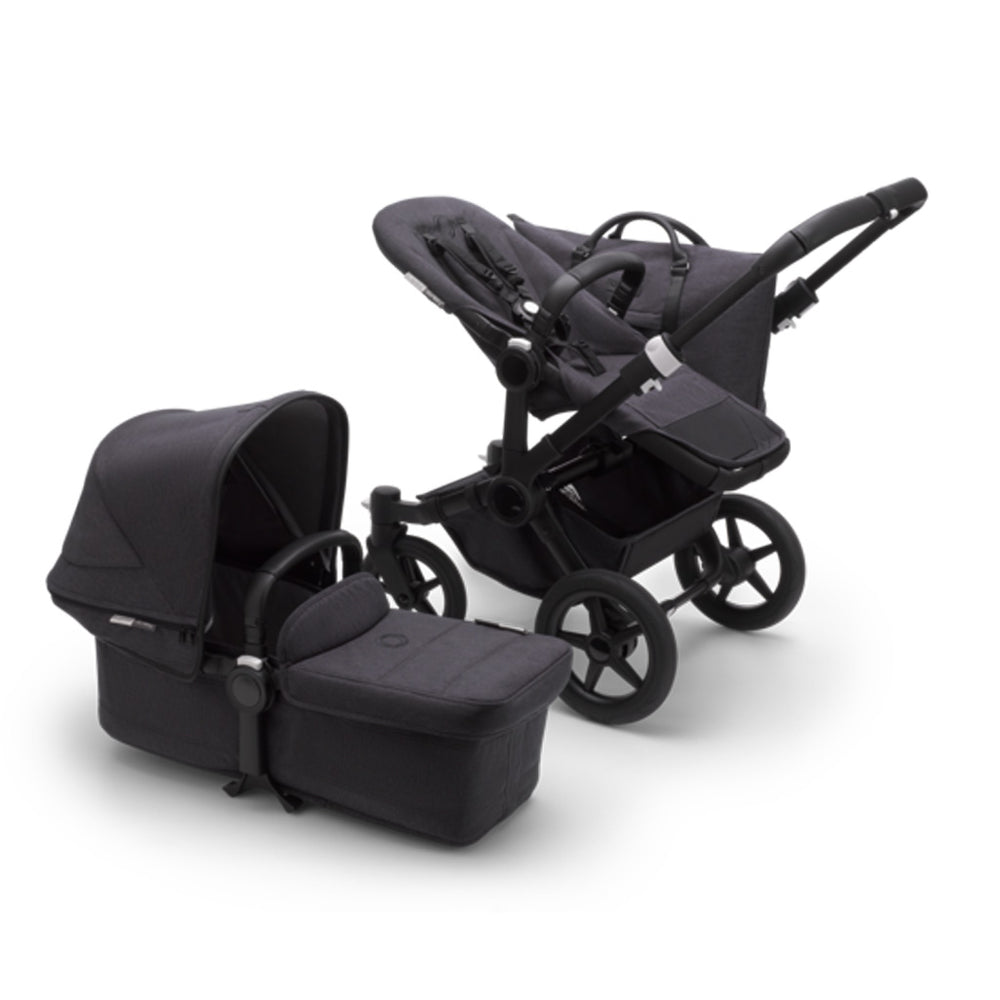 Load image into Gallery viewer, Bugaboo Donkey3 Complete Set- Washed Black