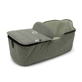 Bugaboo Fox Box 6: Bassinet Tailored Fabric Set green melange