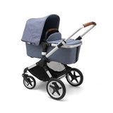 Bugaboo Fox Complete Set- Blue Melange