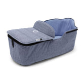 Bugaboo Fox Box 6: Bassinet Tailored Fabric Set blue melange