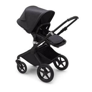 Bugaboo Fox2 Complete Set- All Black