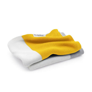Load image into Gallery viewer, Bugaboo Light Cotton Blanket yellow