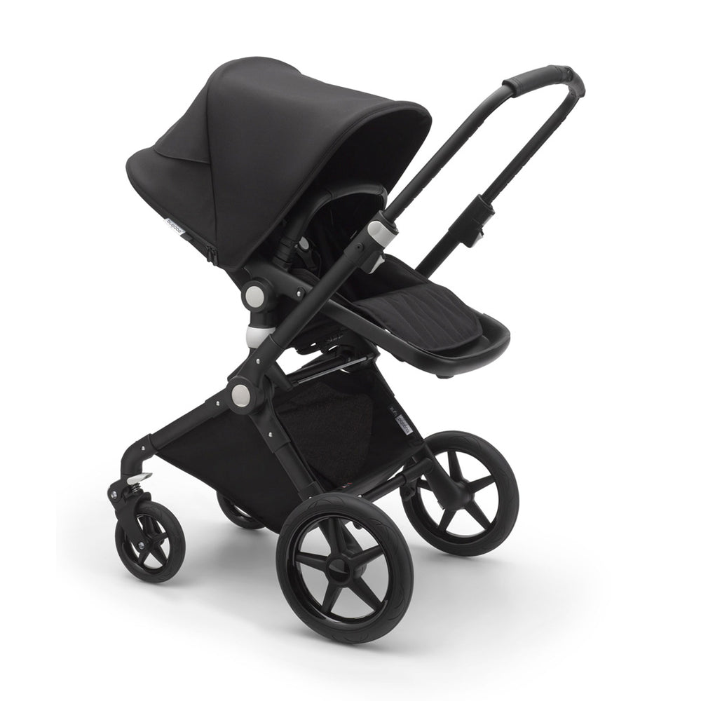 Load image into Gallery viewer, Bugaboo Lynx Complete Set- Black / Black
