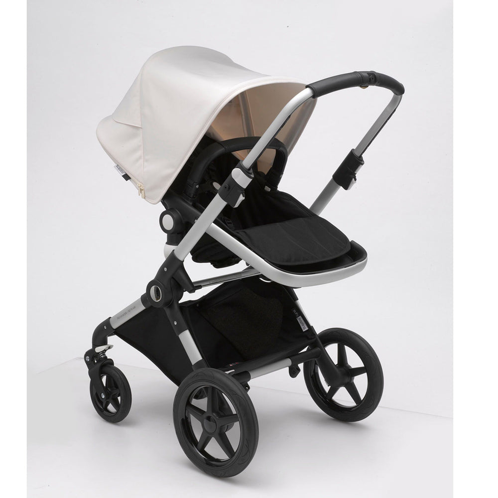 Load image into Gallery viewer, Bugaboo Lynx Complete Set- Aluminum / Fresh White