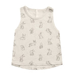 Bunnies Muscle Tank by Rylee and Cru