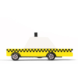 Yellow Taxi by Candylab