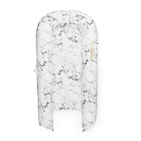 DockATot Grand Dock- Carrara Marble