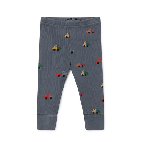 Cars Baby Leggings by Bobo Choses