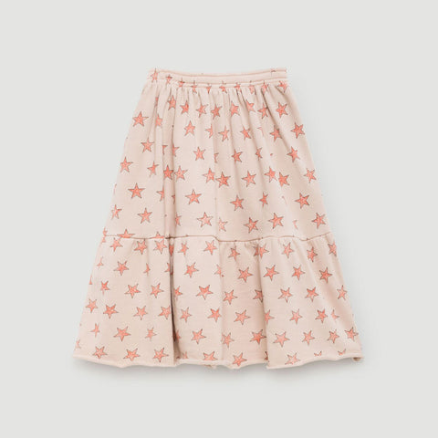 Cat Kids Skirt in Stars by The Animals Observatory
