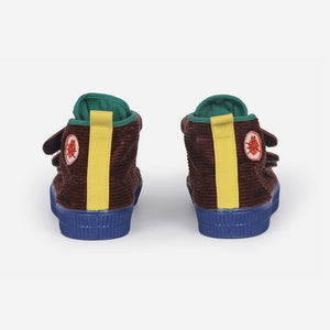 Load image into Gallery viewer, Cat Velcro Sneaker by Bobo Choses x Novesta