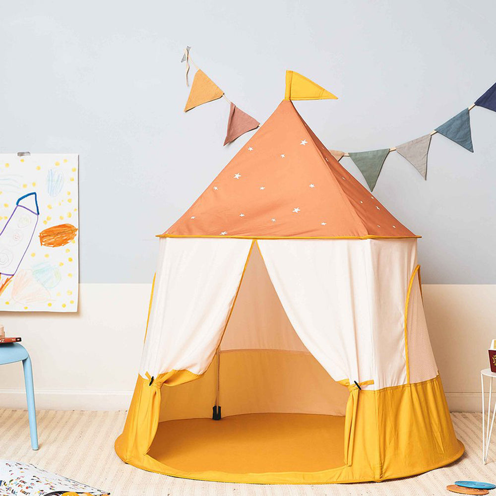 The Retro Play Tent by Chelsea and West