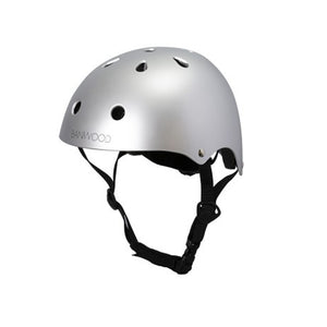 Load image into Gallery viewer, Banwood Classic Helmet chrome