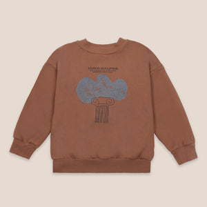 Load image into Gallery viewer, Cloud Sculptor Sweatshirt by Bobo Choses