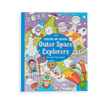 Color-in' Book: Outer Space Explorers by Ooly