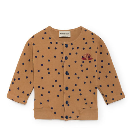 Confetti Buttons Baby Sweatshirt by Bobo Choses