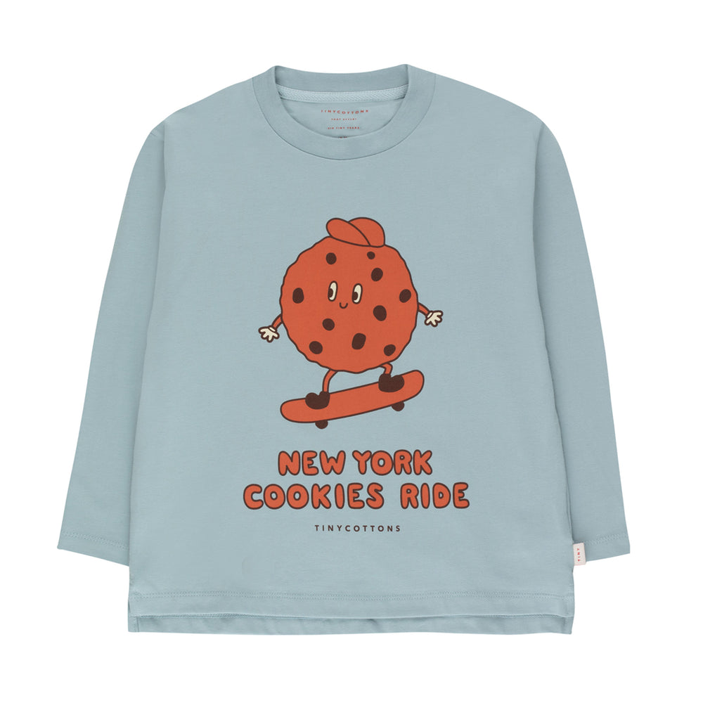 Cookie Ride Tee by Tinycottons