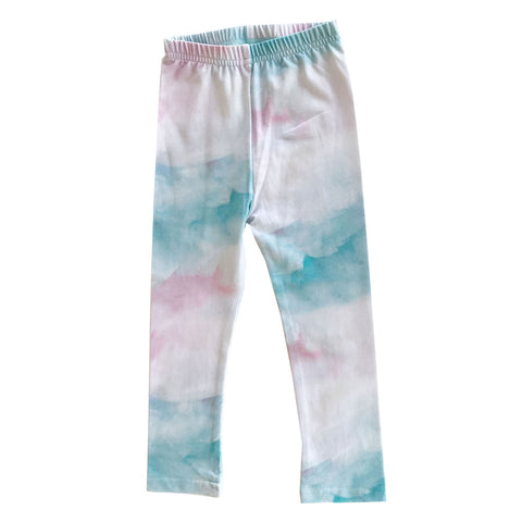 Cotton Candy Leggings by Romey Loves Lulu
