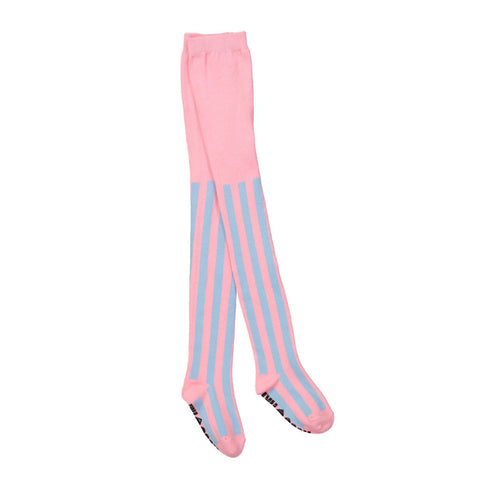 Cotton Candy Stripe Tights by Hugo Loves Tiki