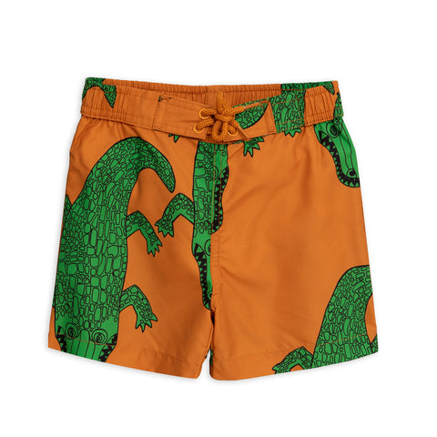 Crocco Swim Shorts by Mini Rodini