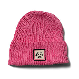 Daily Beenie in Mallow Pink by Wynken