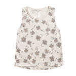 Daisies Muscle Tank by Rylee and Cru