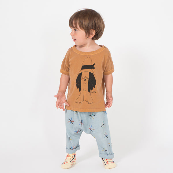 Baby Dandelion Linen Tracksuit by Bobo Choses