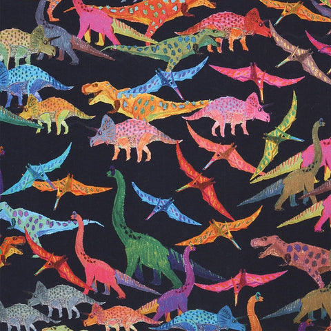 Dino Max Twin Size Fitted Sheet by Kip and Co