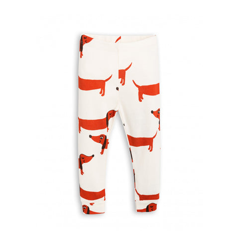 Dog Leggings by Mini Rodini