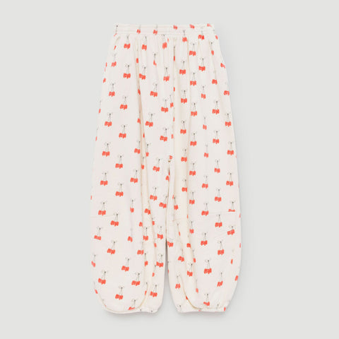 Dromedary Kids Pants in Cherries by The Animals Observatory