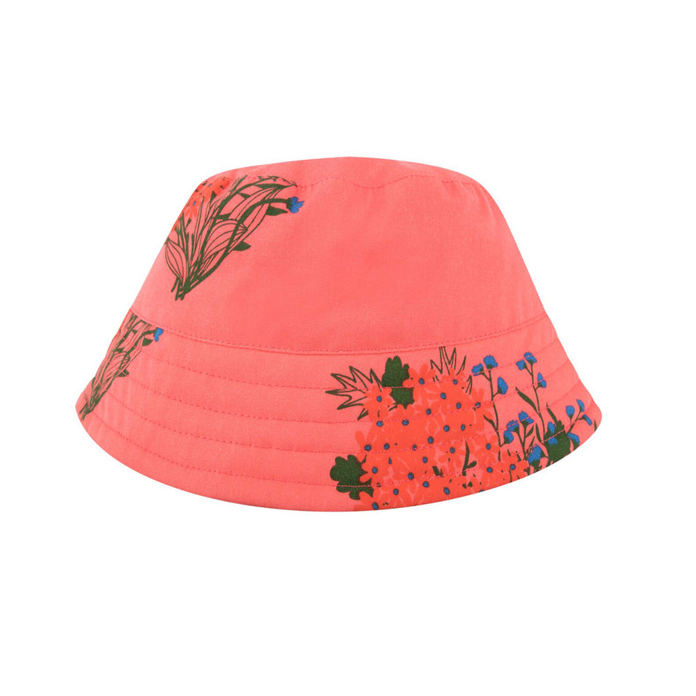 Flowers Bucket Hat by Tinycottons