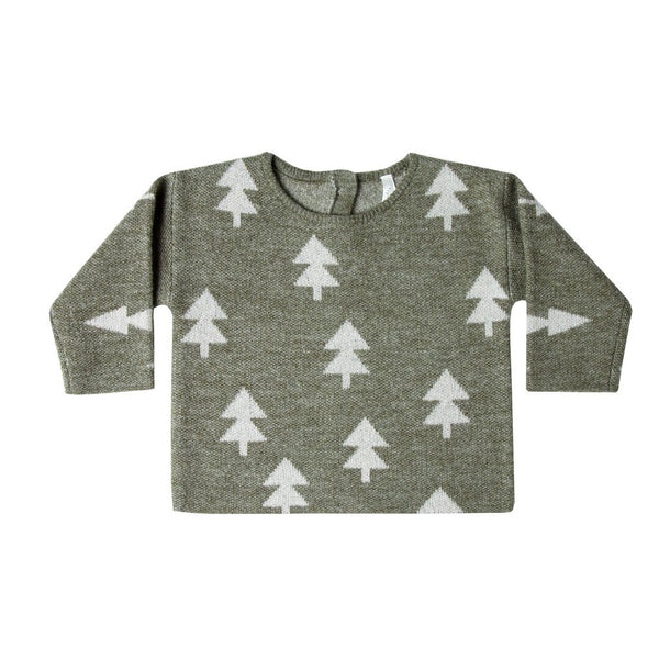 Forest North Sweater by Rylee and Cru