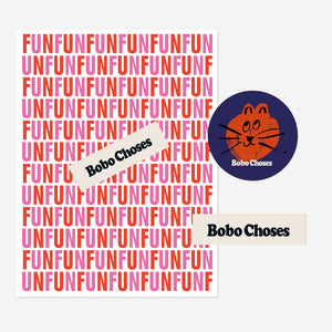 Fun Gift Wrapping Set by Bobo Choses