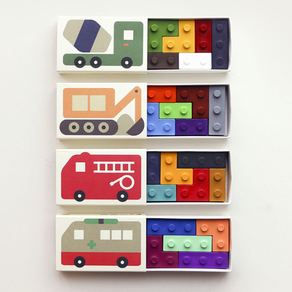 Cars Pocket Crayons by Goober