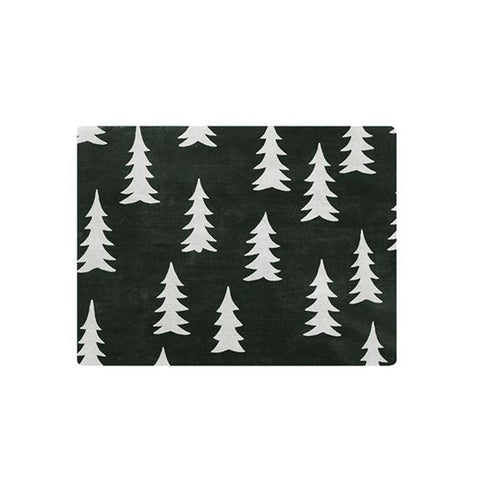 Gran Placemat in Black by Fine Little Day