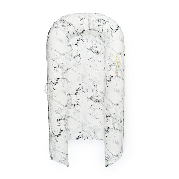 DockATot Grand Cover- Carrara Marble