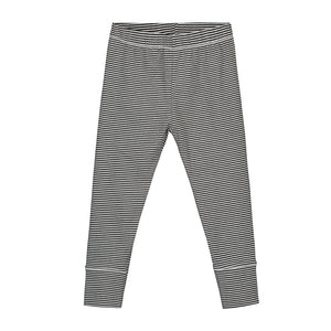 Essential Leggings Nearly Black / Cream by Gray Label
