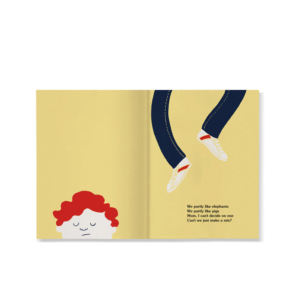 The Happysads Petit Book by Bobo Choses