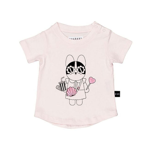 Hey Frenchie Tee by Huxbaby