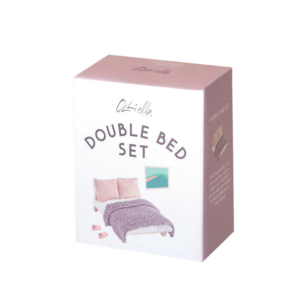 Holdie House Double Bed Furniture Set by Ollie Ella
