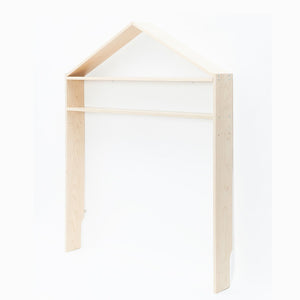 House Shelf in Natural by Milton and Goose