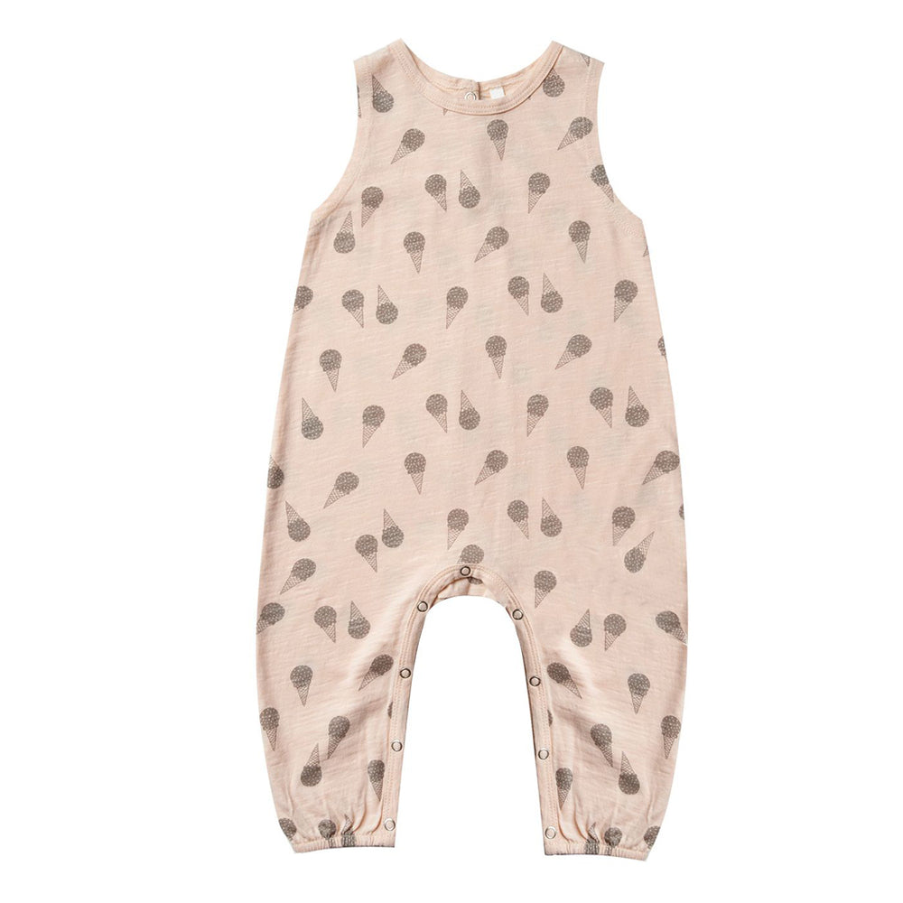 Load image into Gallery viewer, Ice Cream Mills Jumpsuit by Rylee and Cru